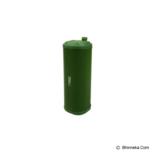 MIFA Wireless Speaker Bluetooth [F5] - Army Green - Speaker Bluetooth & Wireless